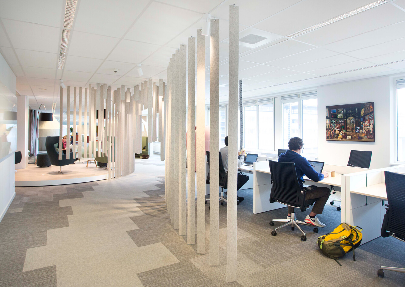 Royal Ahrend education project Maastricht University LB08