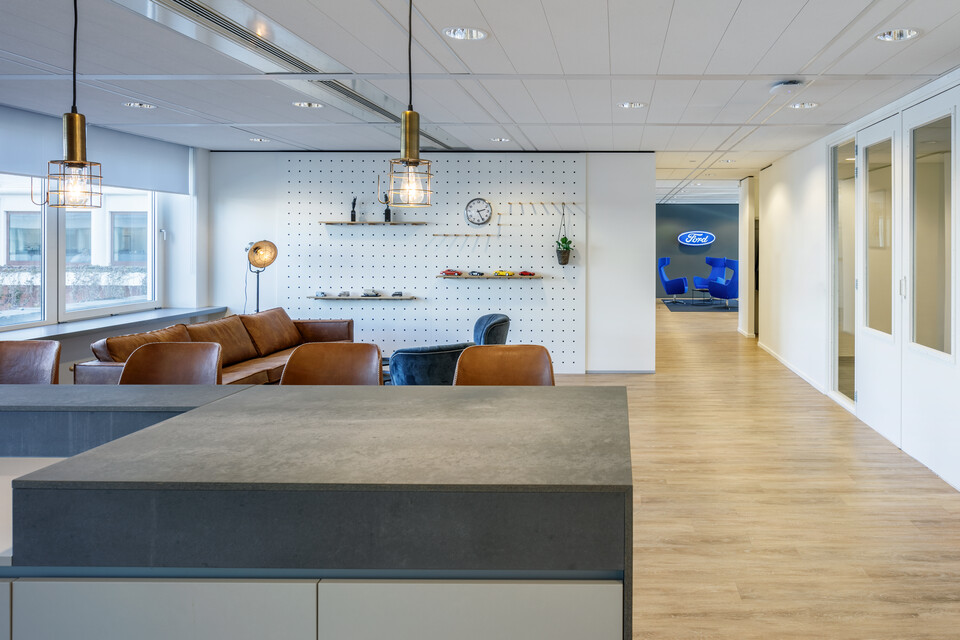 Royal Ahrend office project Ford in Amstelveen 05