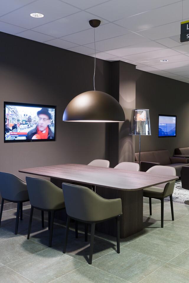 Gispen healthcare project AMC Academic Medical Center in Amsterdam K5B9958