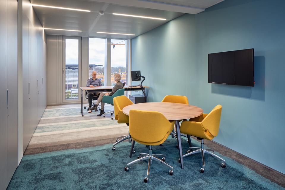 Gispen office project Van der Spek in Vianen RT0005