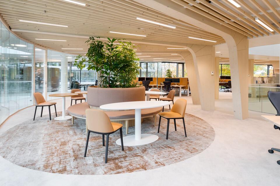 Gispen office project Triodos Bank in Driebergen 00A2287