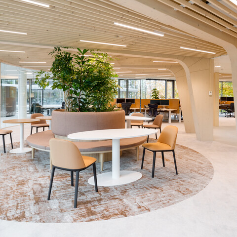 Gispen office project Triodos Bank in Driebergen 00A2287