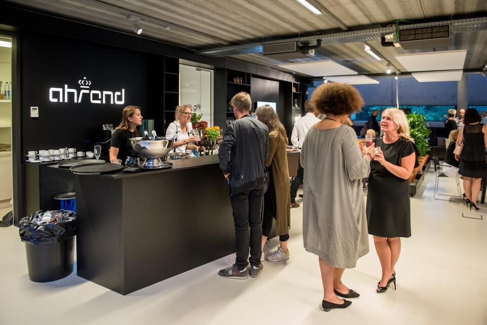 Opening Showroom Brussel