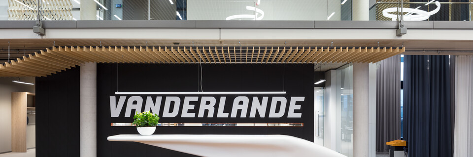Royal Ahrend office project Vanderlande in Veghel 016
