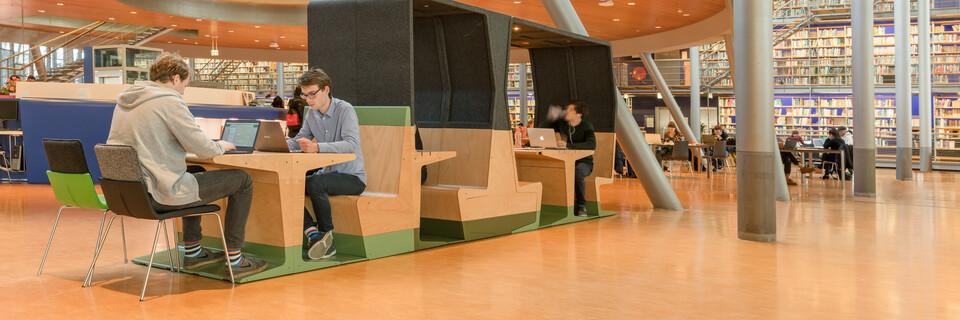 Gispen education project TU Delft Library 00A16537