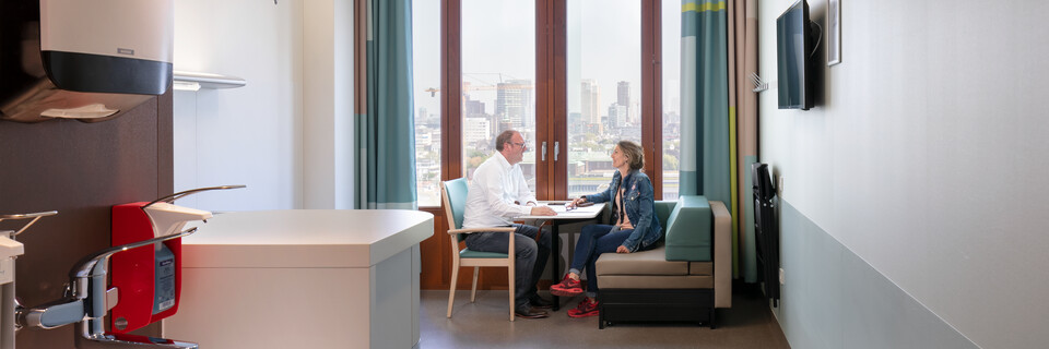 Royal Ahrend healthcare project Erasmus MC in Rotterdam 28A