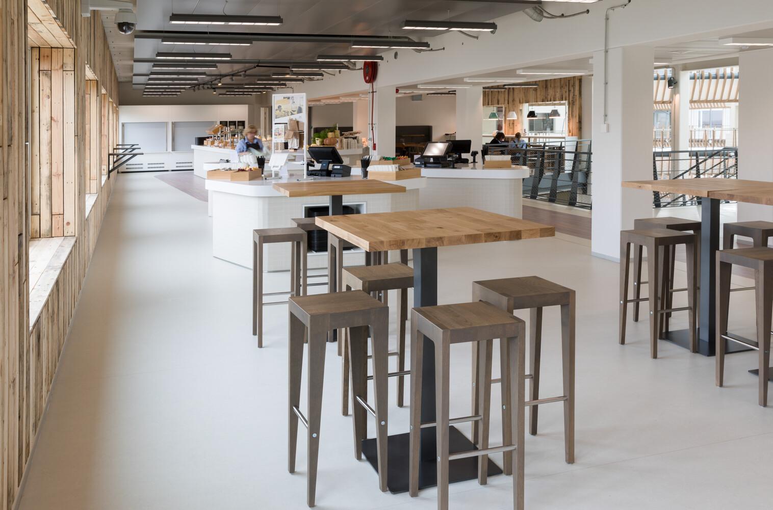 Gispen office CE project Alliander Bellevue in Arnhem 00A1232