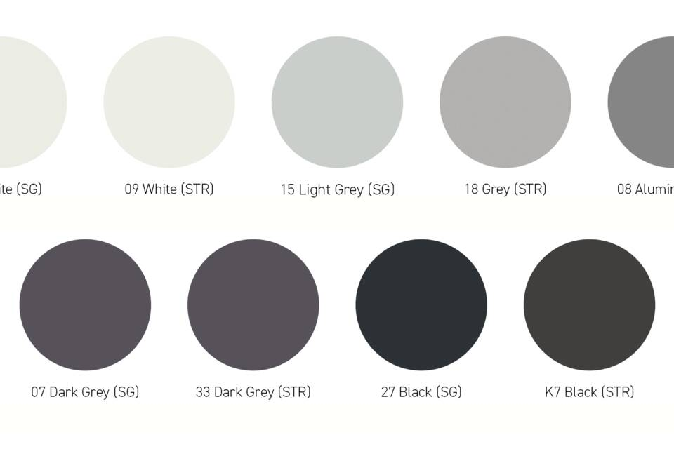 Basic lacquers