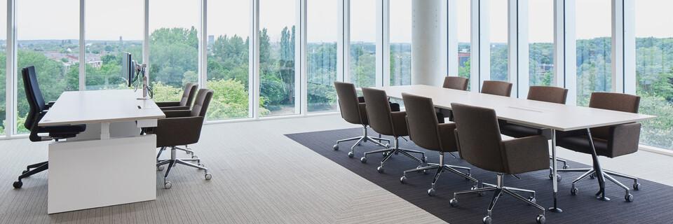 Gispen office project Canon in Venlo interior view MR0112174