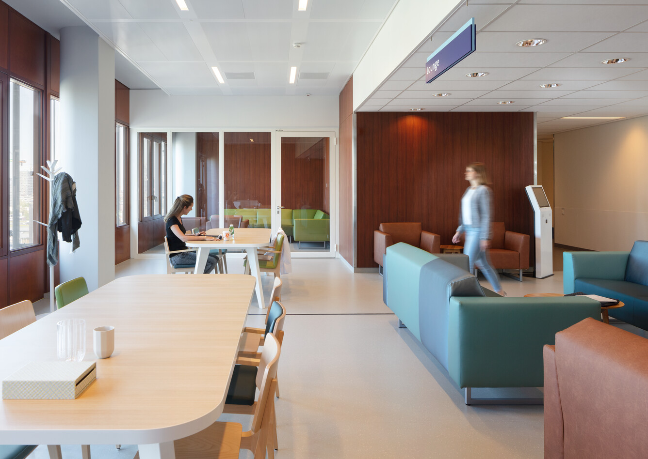 Royal Ahrend healthcare project Erasmus MC in Rotterdam 15