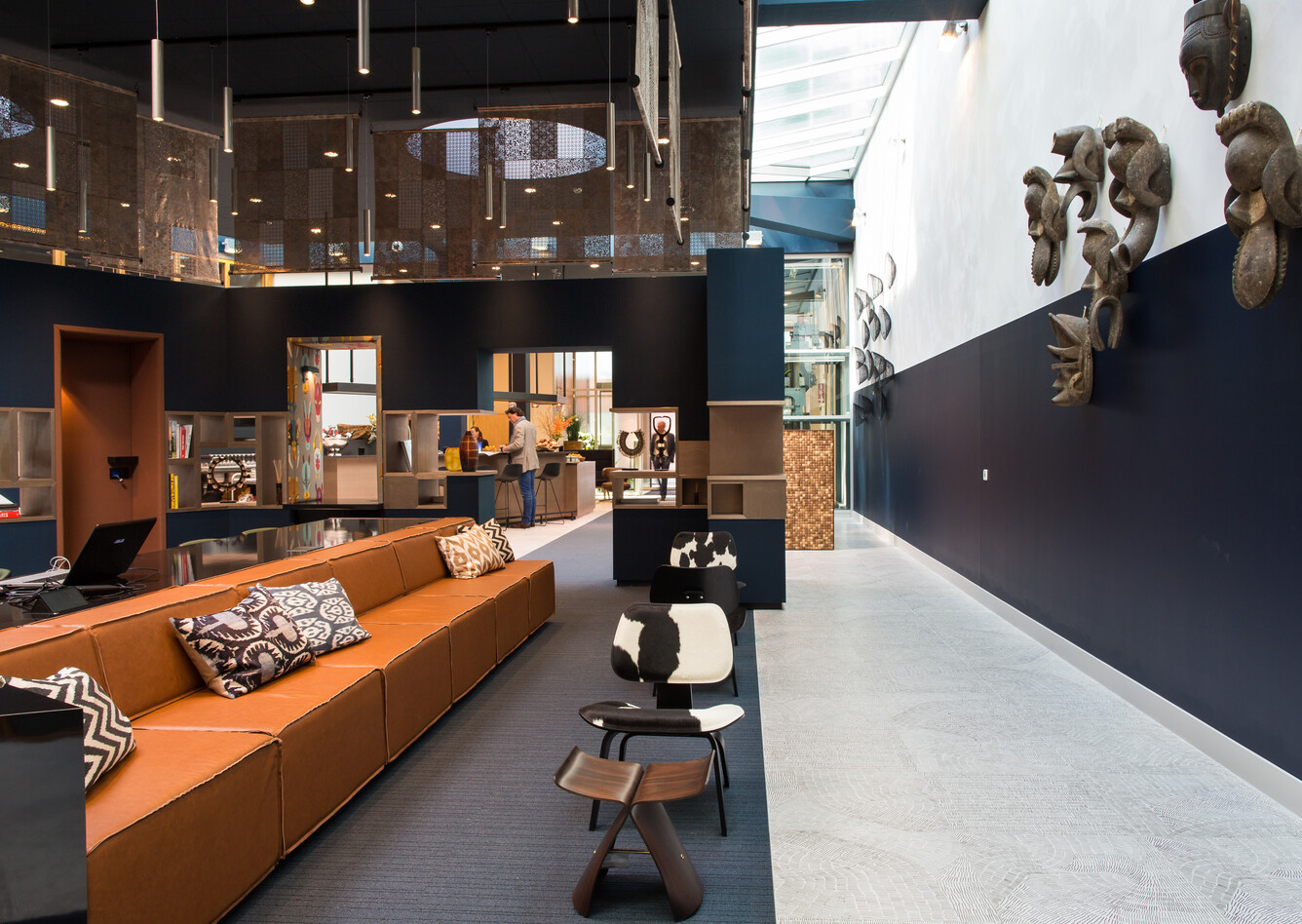 Royal Ahrend office project Tribes in Eindhoven 05