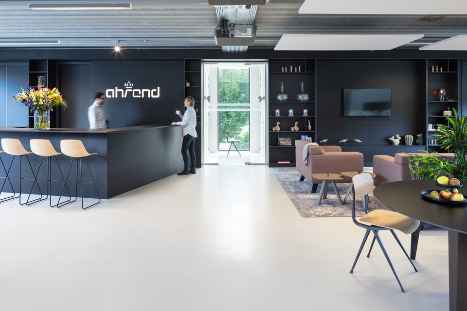 Royal Ahrend Showroom in Brussels 03