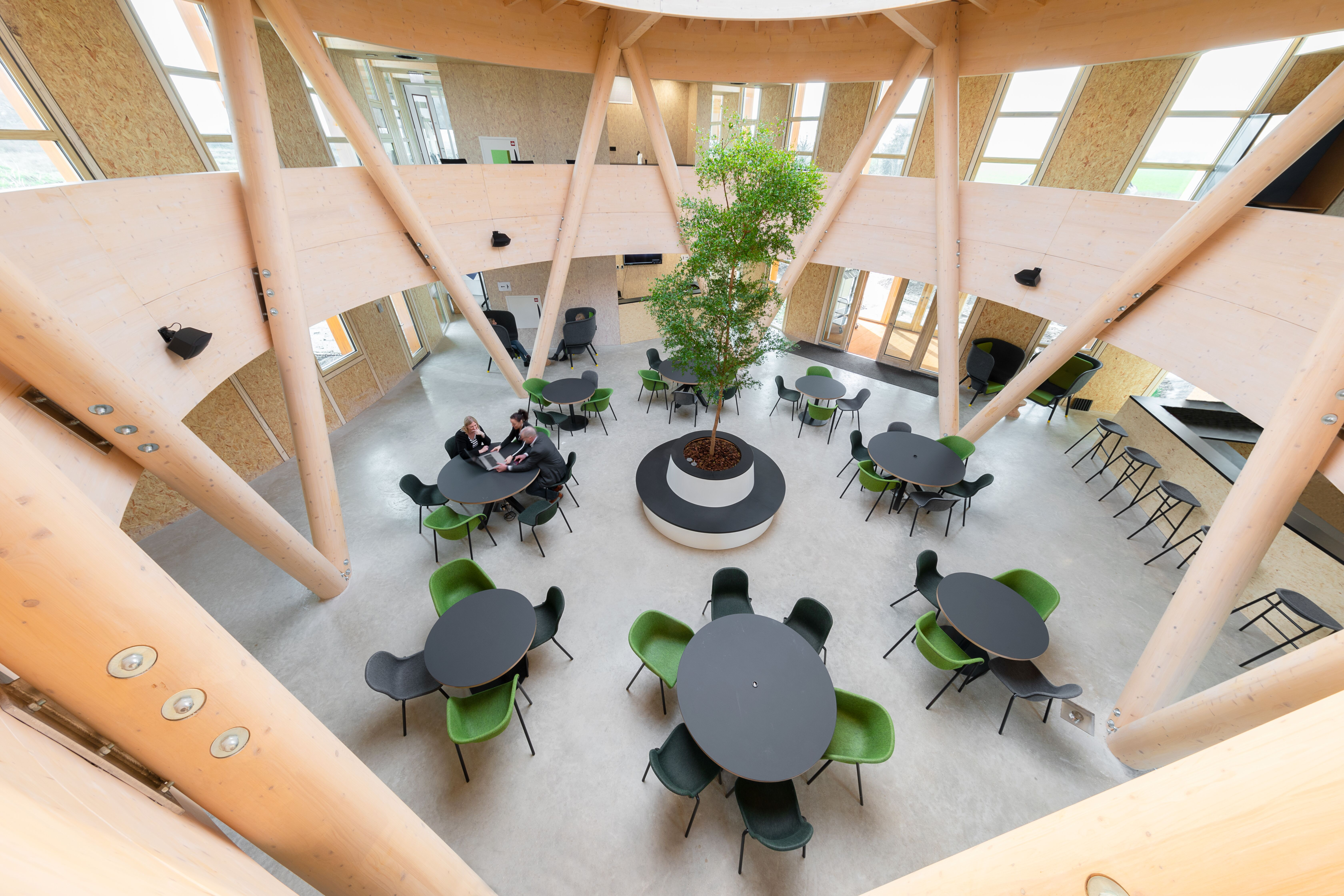 Gispen government project Biosintrum in Oosterwolde 00A6009