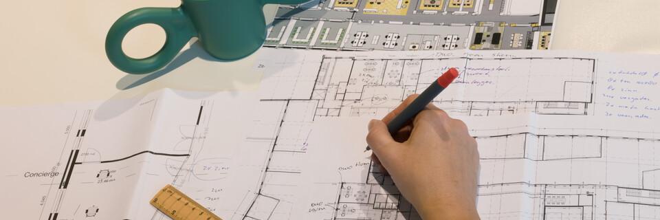 Interieurontwerp, Projectmanagement