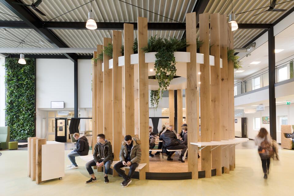 Gispen education project Fontys Campus in Venlo 00A7810 17