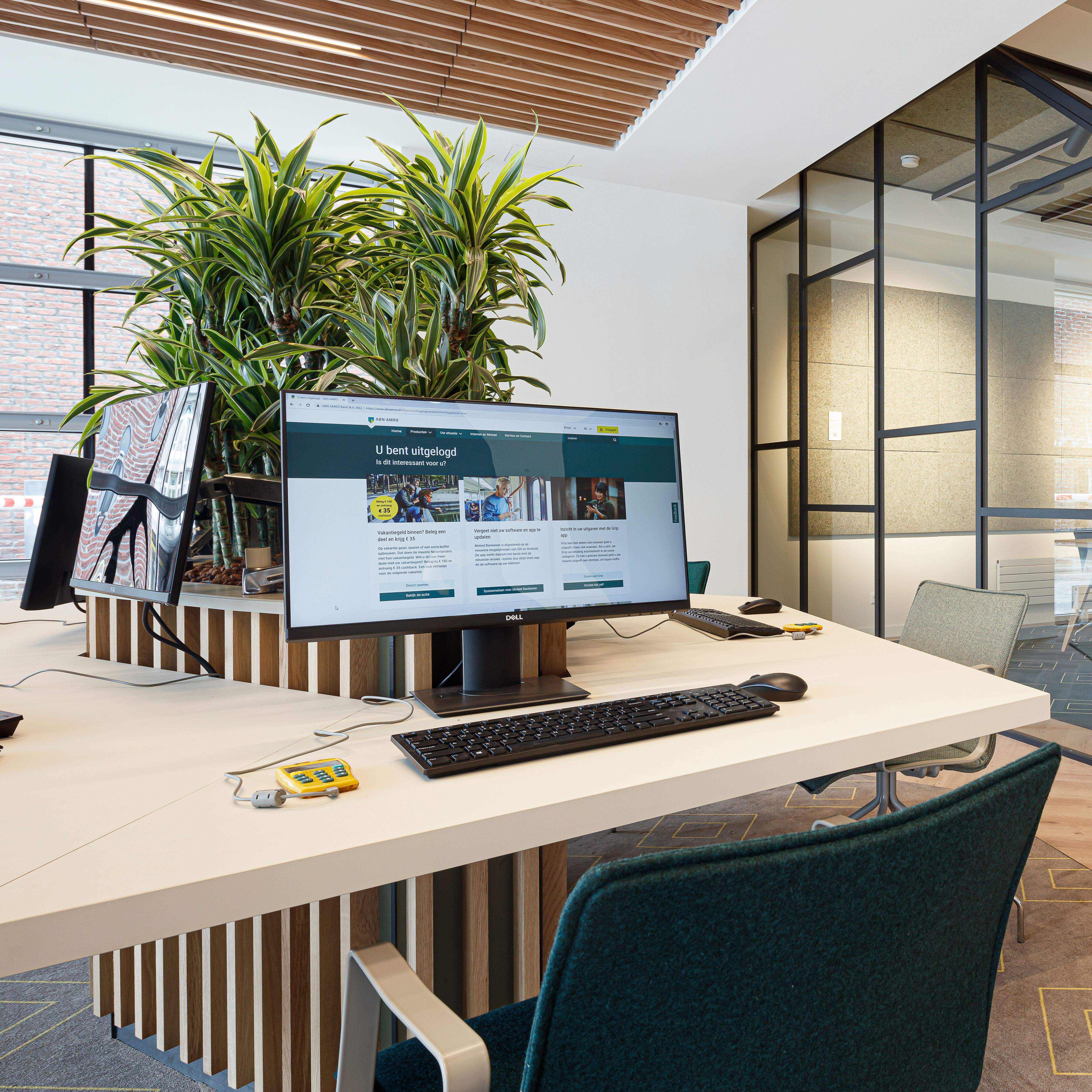 Gispen office project ABN AMRO in Eindhoven HV008