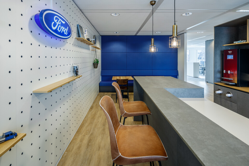 Royal Ahrend office project Ford in Amstelveen 013