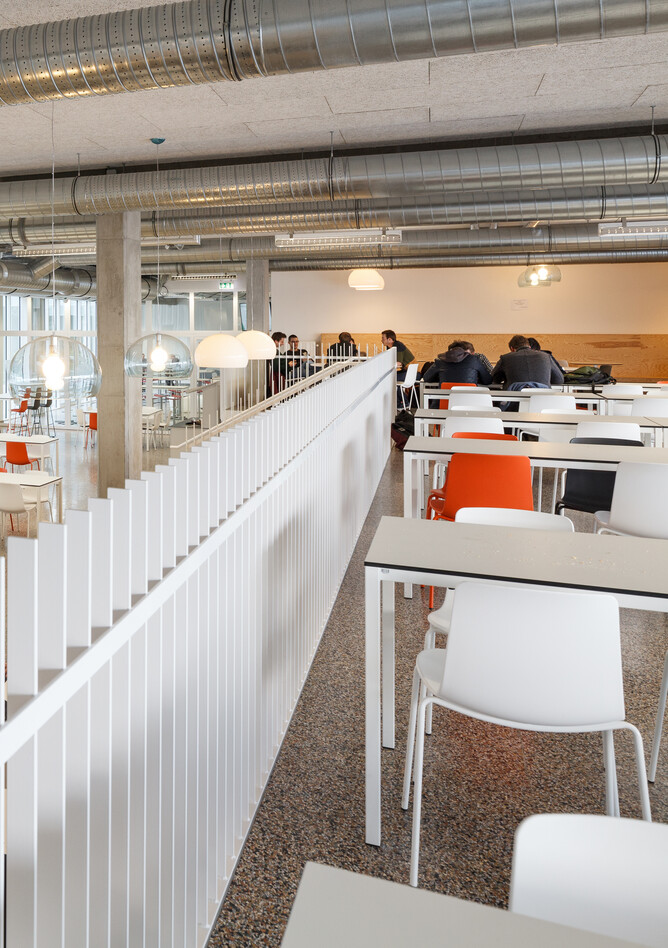 Royal Ahrend education project Artesis Plantijn University College Antwerp in Antwerpen 15