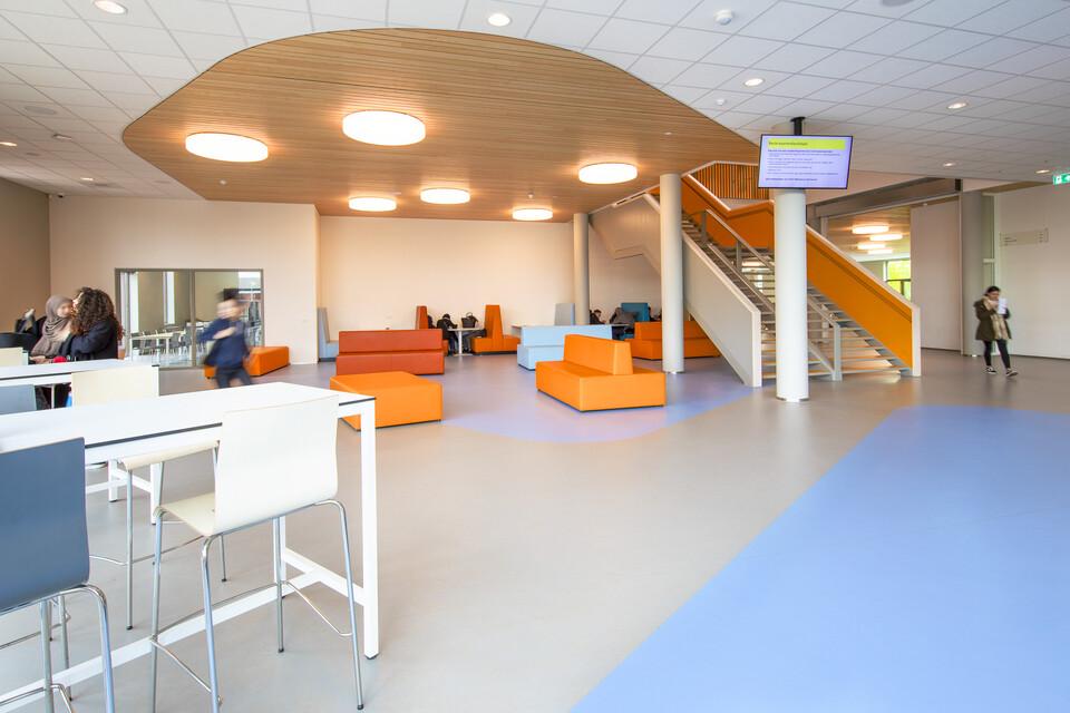 Gispen education project VOLT  in Vleuten 00A7120