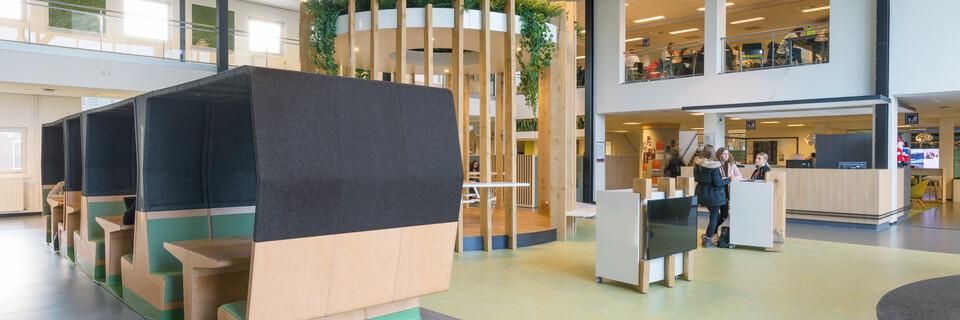 Gispen education project Fontys Campus in Venlo 00A7810 25