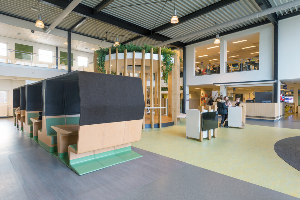 Gispen education project Fontys Campus in Venlo 00A7810 25