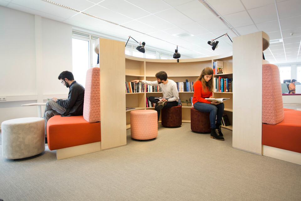 Royal Ahrend education project Maastricht University LB09