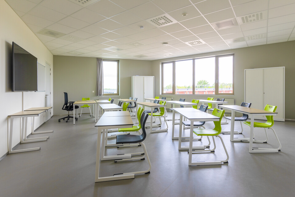Gispen education project VOLT  in Vleuten 00A7084