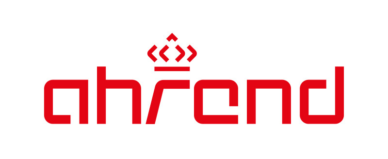 Ahrend Logo CMYK print