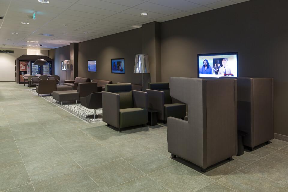 Gispen healthcare project AMC Academic Medical Center in Amsterdam K5B9948