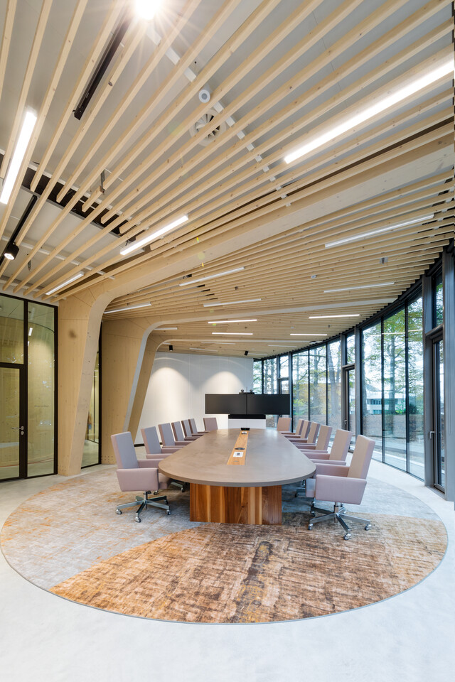 Gispen office project Triodos Bank in Driebergen 00A2356
