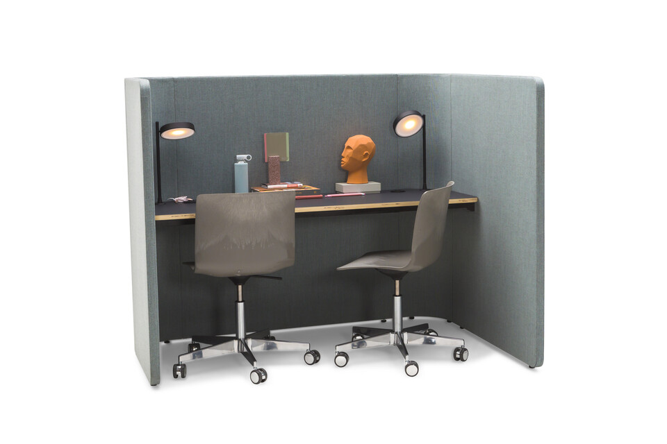 HUGG Solo desk XL, Nomi Work+