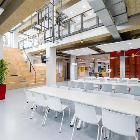 Gispen office project Medecins Sans Frontieress in Amsterdam 00A2143