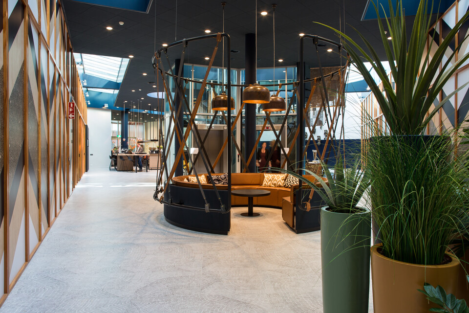 Royal Ahrend office project Tribes in Eindhoven 04