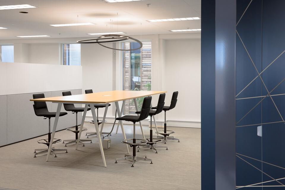 Gispen office CE project Alliander in Duiven K5B8616