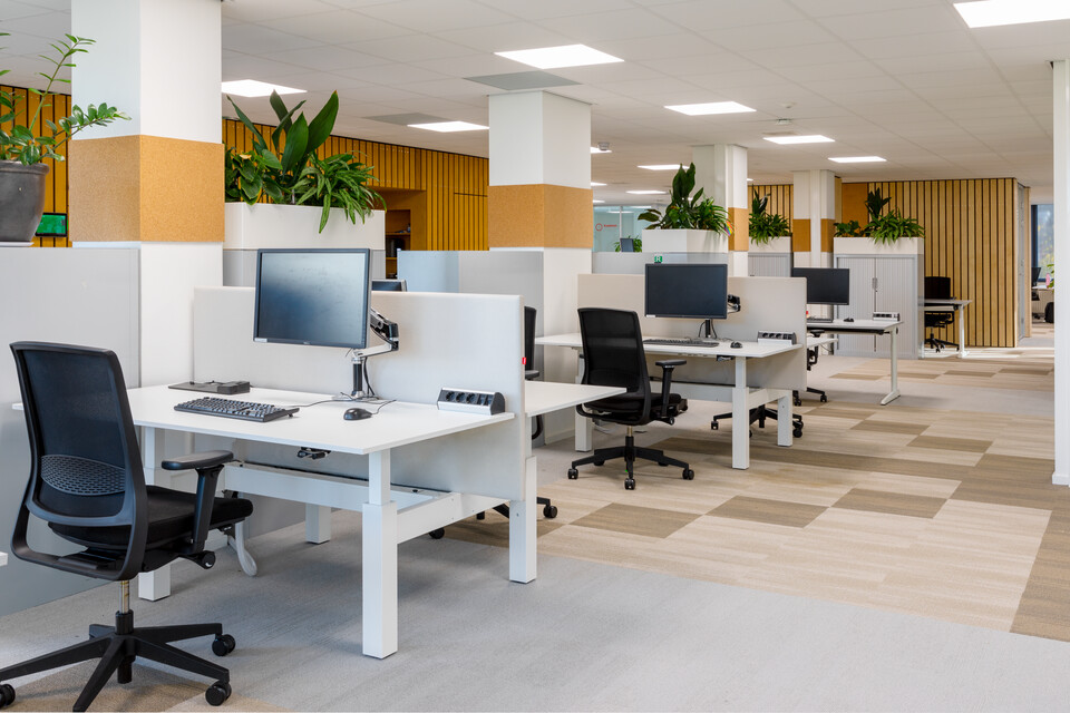 Gispen office project Medecins Sans Frontieress in Amsterdam 00A2184