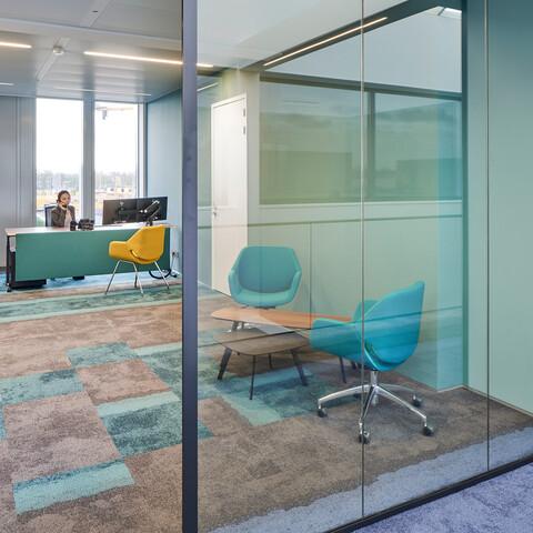 Gispen office project Van der Spek in Vianen RT0213