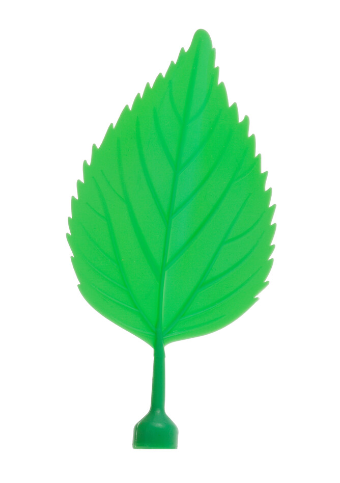 Gispen Leaves magnet 2 green front view