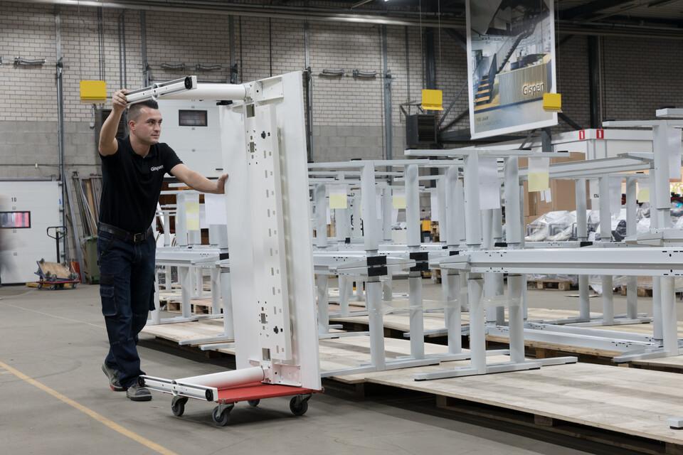 Logistiek beheer: opslag