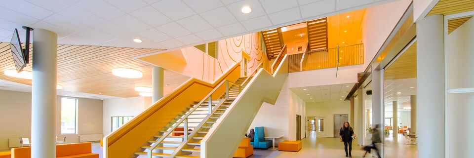 Gispen education project VOLT  in Vleuten 00A7124