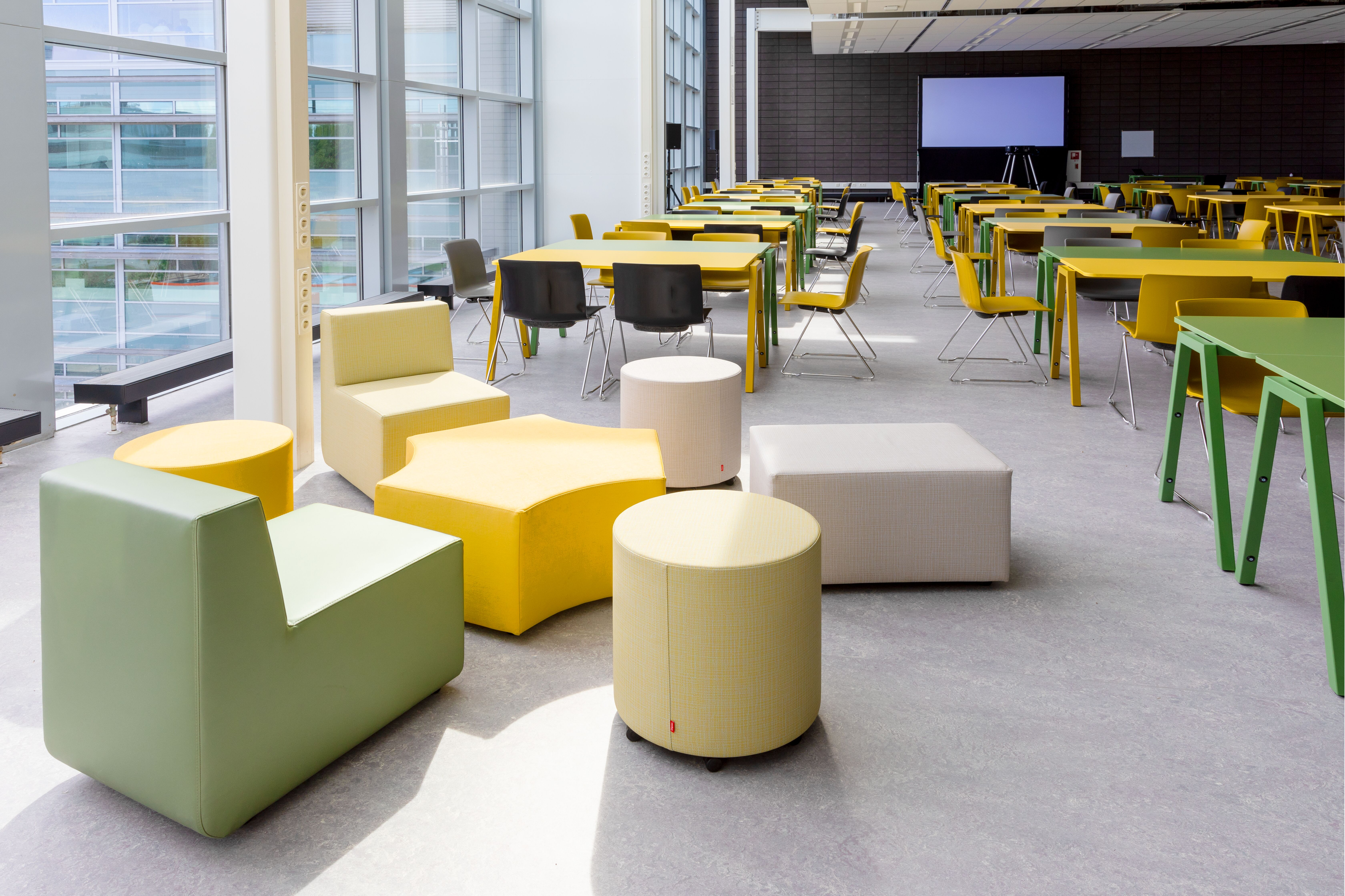 Gispen education project Fontys in Eindhoven 00A9949