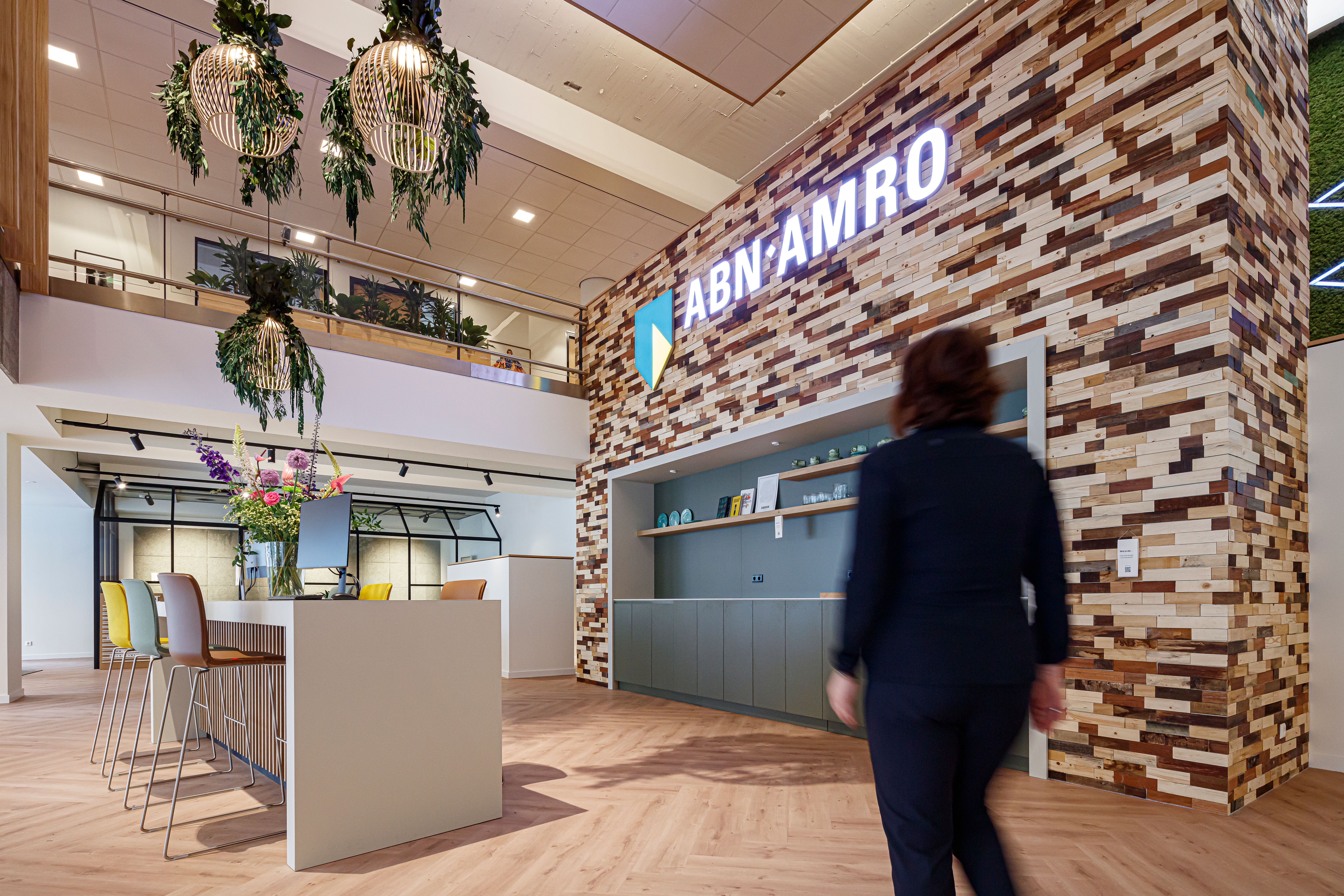 Gispen office project ABN AMRO in Eindhoven HV005