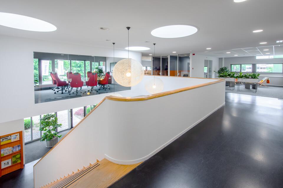 Gispen office project Giesbers ontwikkelen en bouwen in Wijchen 00A7495