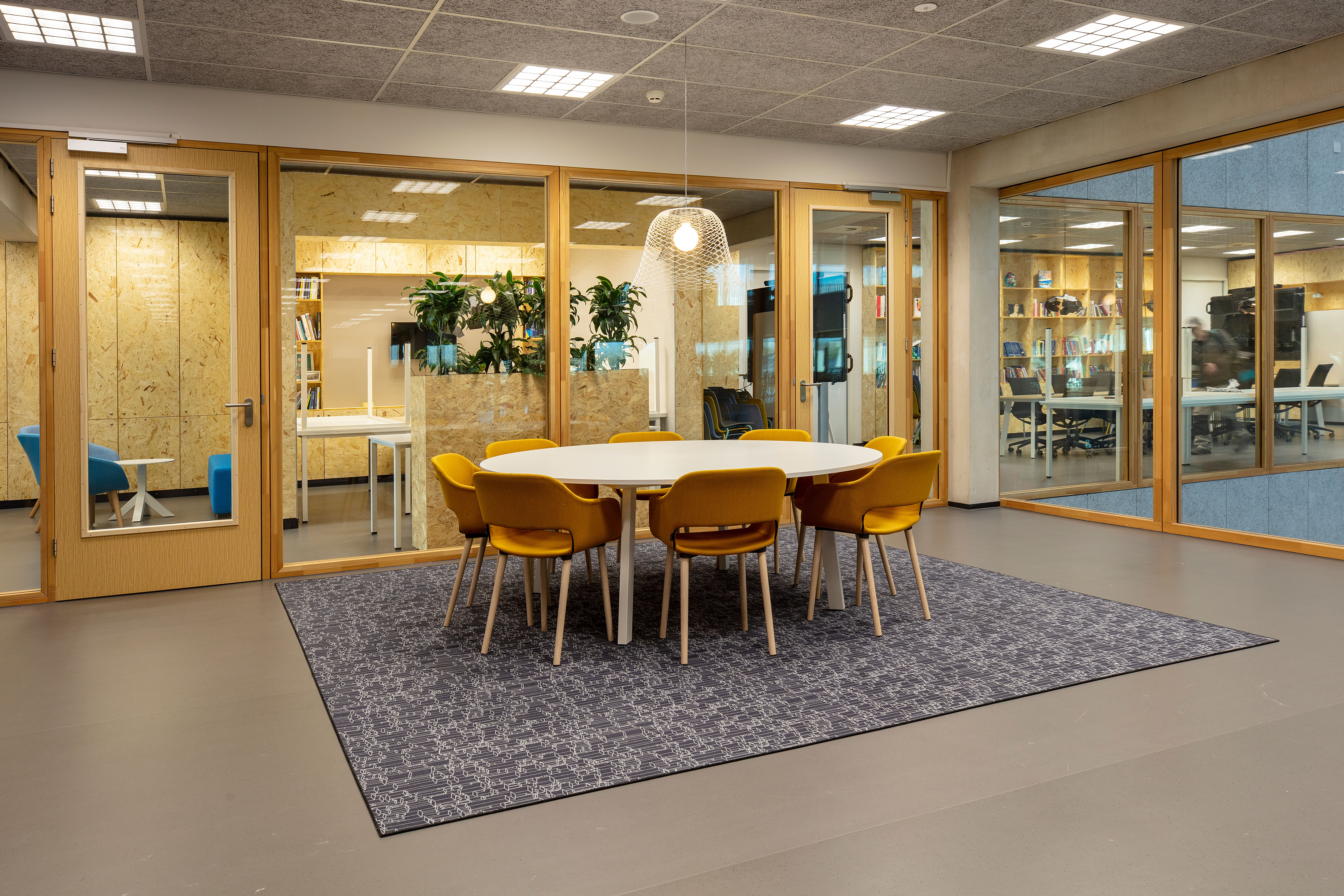 Gispen education project Fontys academy for creative industries in Tilburg L0A0092