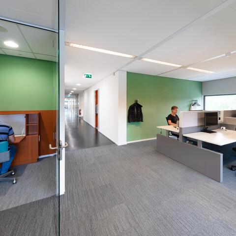 Gispen office project Giesbers ontwikkelen en bouwen in Wijchen 00A7470