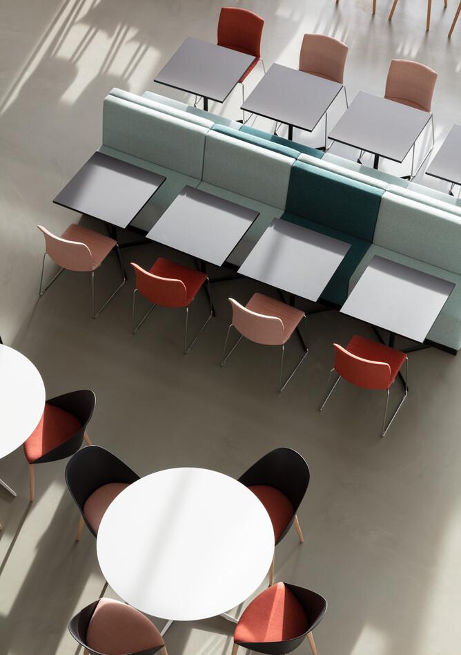 Royal Ahrend office project Vandemoortele in Gent 07