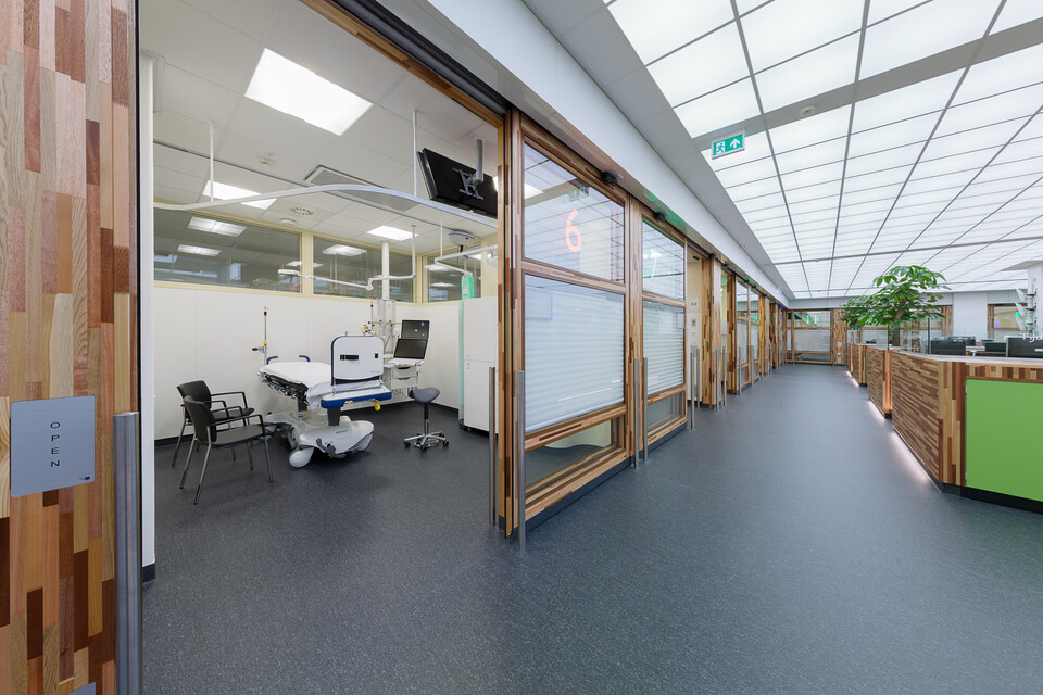 Gispen healthcare project AMC Academic Medical Center in Amsterdam K5B9912