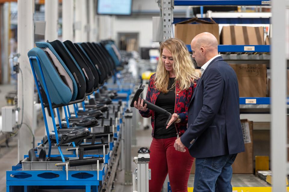Fabriek / Factory Sint Oedenrode