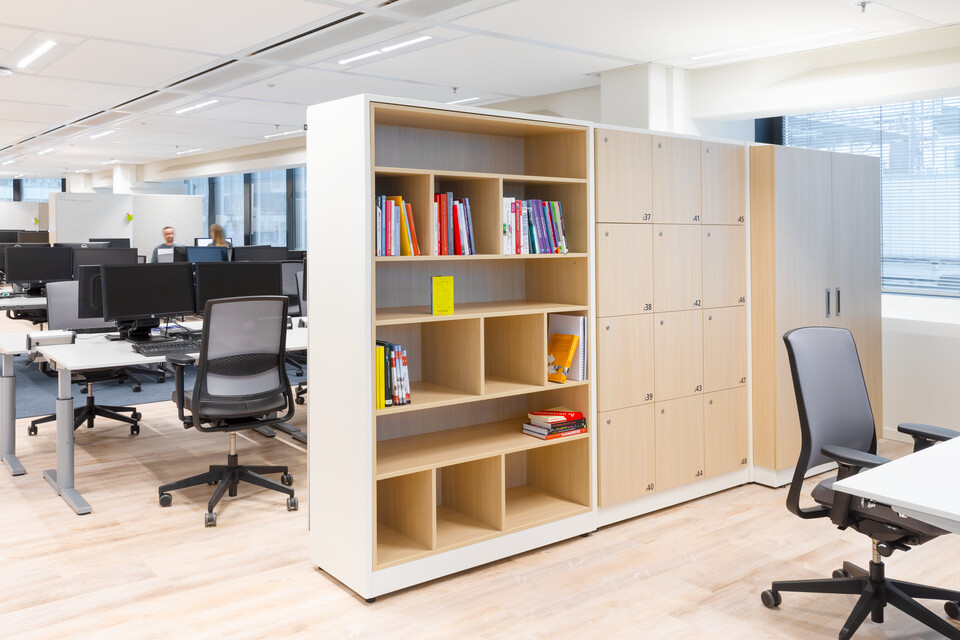 Gispen office project NS in Utrecht 00A3900