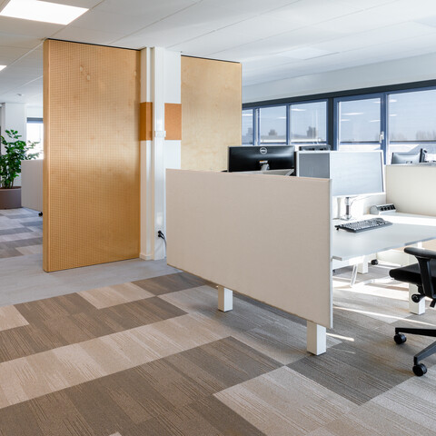 Gispen office project Medecins Sans Frontieress in Amsterdam 00A2194