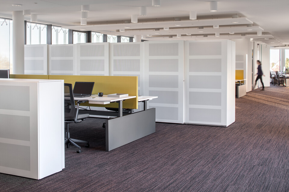 Royal Ahrend office project VanRoey in Rijkevorsel SS11